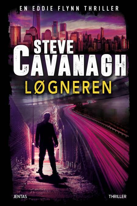 Løgneren af Steve Cavanagh