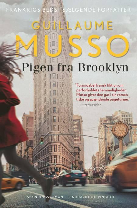 Pigen fra Brooklyn af Guillaume Musso