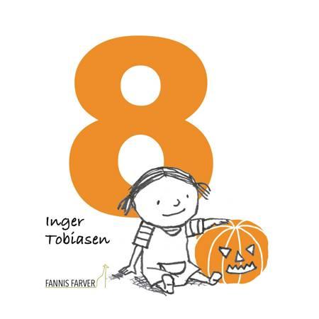 Fannis orange bog af Inger Tobiasen