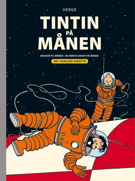 Tintin på Månen - Det samlede eventyr af Hergé