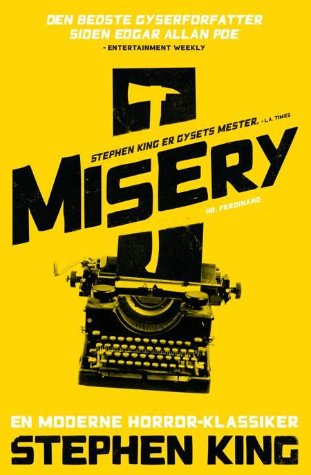 Misery af Stephen King