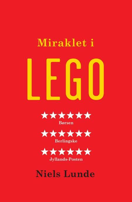 Miraklet i LEGO af Niels Lunde