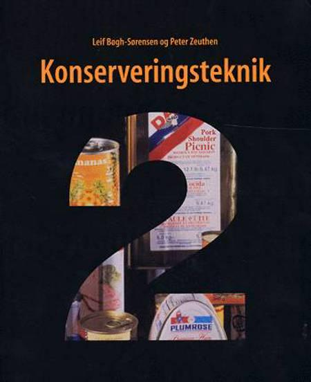 Konserveringsteknik af Peter Zeuthen, Leif Bøgh-Sørensen og Leif Bøgh Sørensen