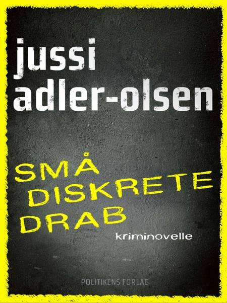 Små diskrete drab af Jussi Adler-Olsen