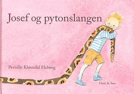 Josef og pytonslangen af Pernille Kløvedal Helweg