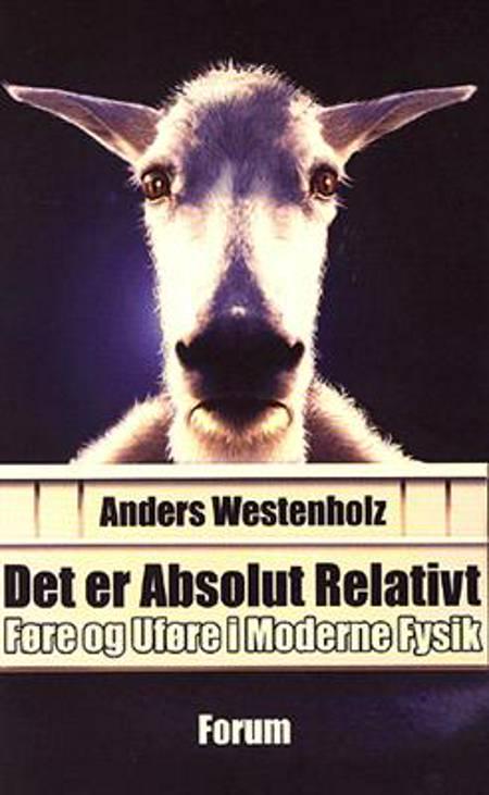 Det er absolut relativt af Anders Westenholz