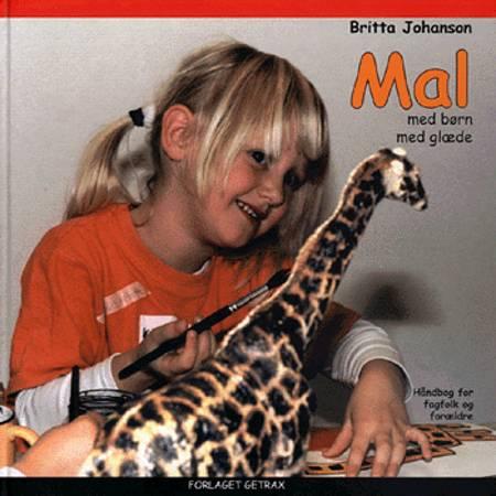 Mal med børn med glæde af Britta Johanson