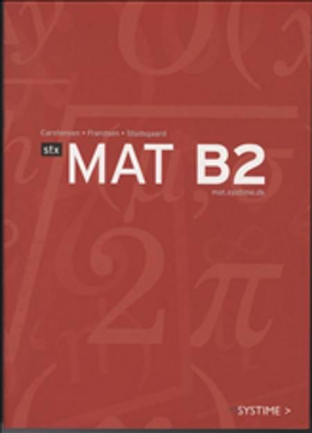 Mat B2 - stx af Jesper Frandsen, Jens Carstensen, Jens Studsgaard og Esben Wendt Lorenzen m.fl.