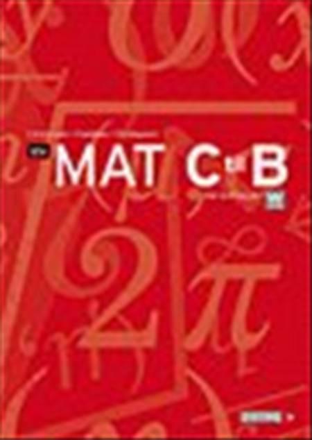 Mat C til B - stx af Jesper Frandsen, Jens Carstensen og Jens Studsgaard