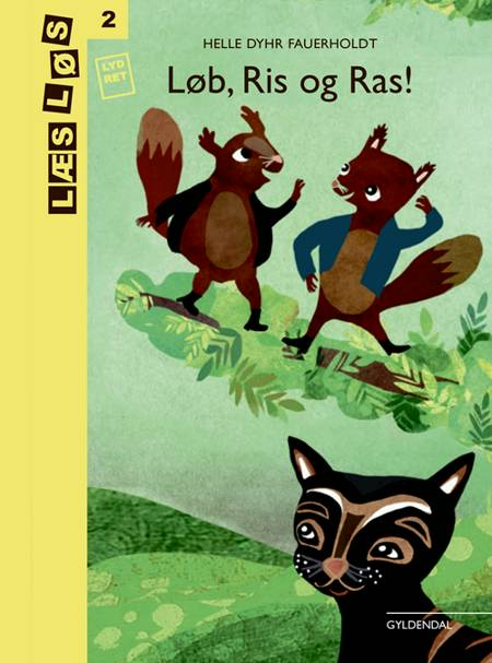 Løb, Ris og Ras! af Helle Dyhr Fauerholdt