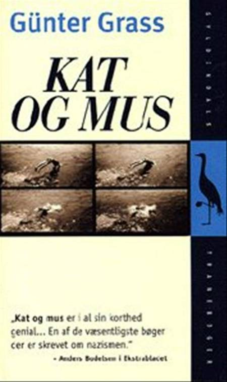 Kat og mus af Günter Grass