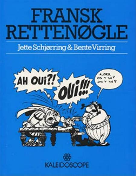 Fransk rettenøgle af Bente Virring og Jette Schjørring