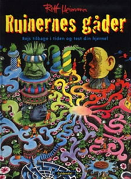 Rolf Heimann's ruinernes gåder af Rolf Heimann