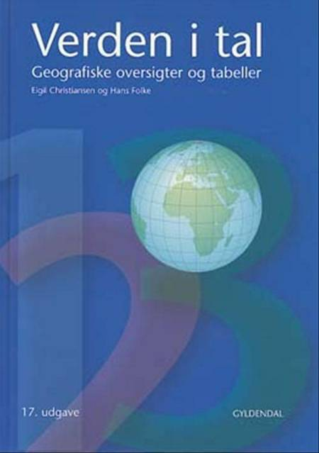 Verden i tal af Eigil Christiansen, Hans Folke og Mogens Skjoldager