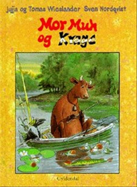 Mor Muh og Krage af Jujja Wieslander og Tomas Wieslander