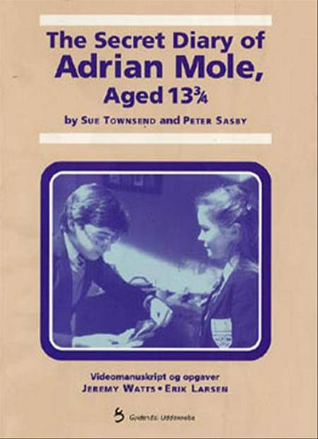 The secret diary of Adrian Mole, aged 13 3/4 af Jeremy Watts og Erik Larsen