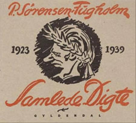 Samlede Digte 1923-1939 af P. Sørensen-Fugholm