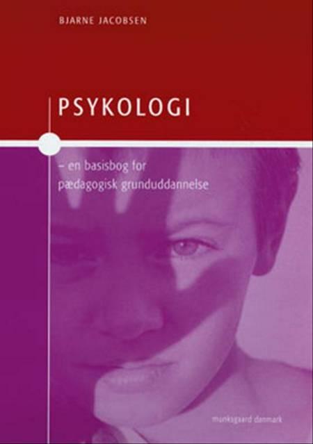Psykologi af Bjarne Jacobsen
