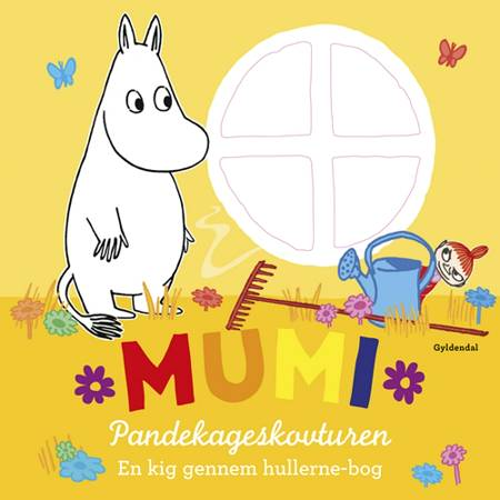 Mumi Pandekageskovturen af Tove Jansson