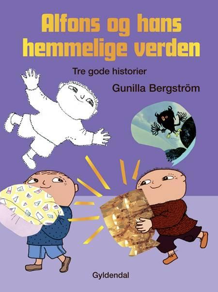Alfons og hans hemmelige verden af Gunilla Bergström