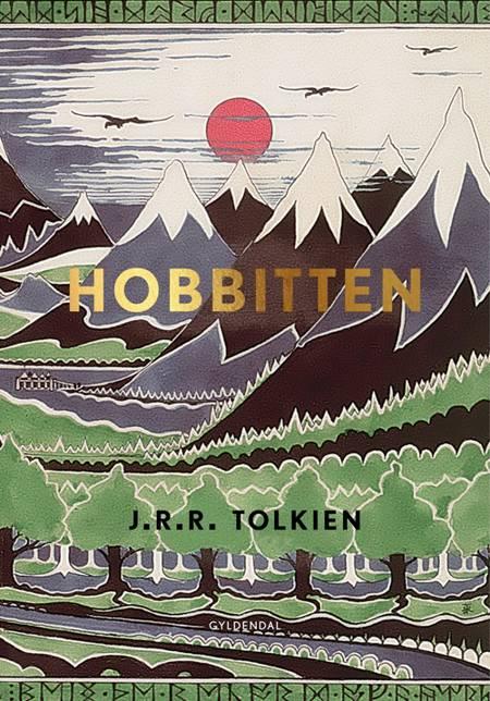 Hobbitten eller Ud og hjem igen af J. R. R. Tolkien
