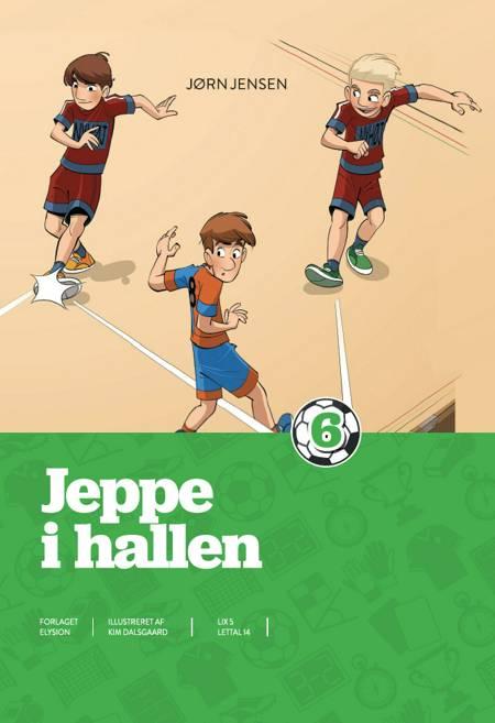 Jeppe - i hallen af Jørn Jensen