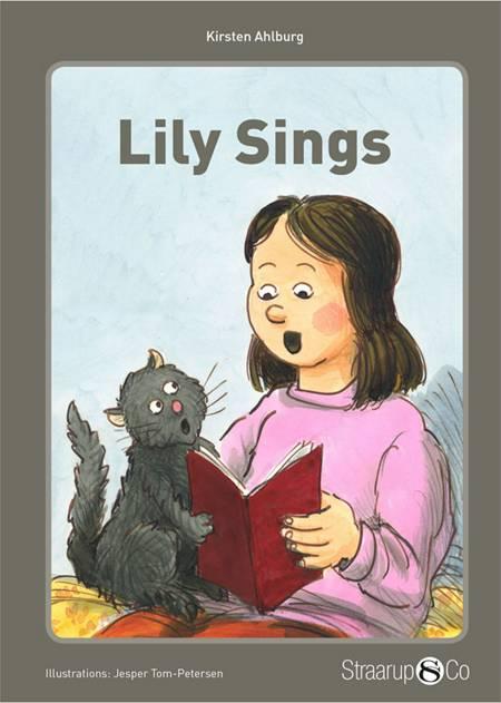 Lily Sings af Kirsten Ahlburg