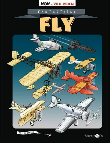 Fantastiske fly af Anders Nyberg