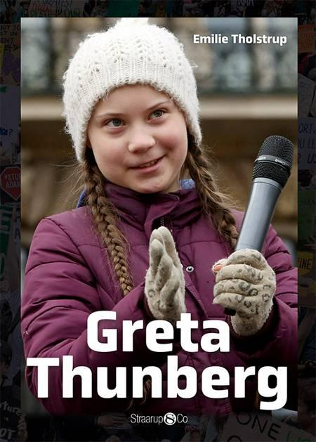 Greta Thunberg af Emilie Tholstrup