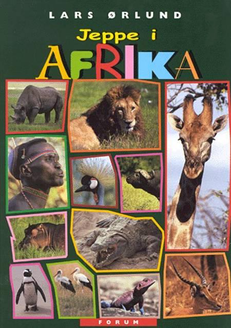 Jeppe i Afrika af Lars Ørlund