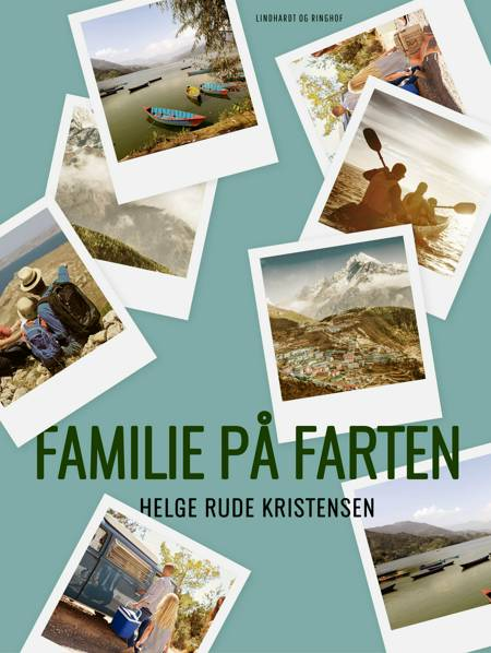 Familie på farten af Helge Rude Kristensen
