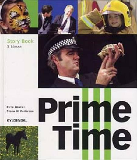 Prime Time af Birte Hasner, Steen W. Pedersen og Dean Foster