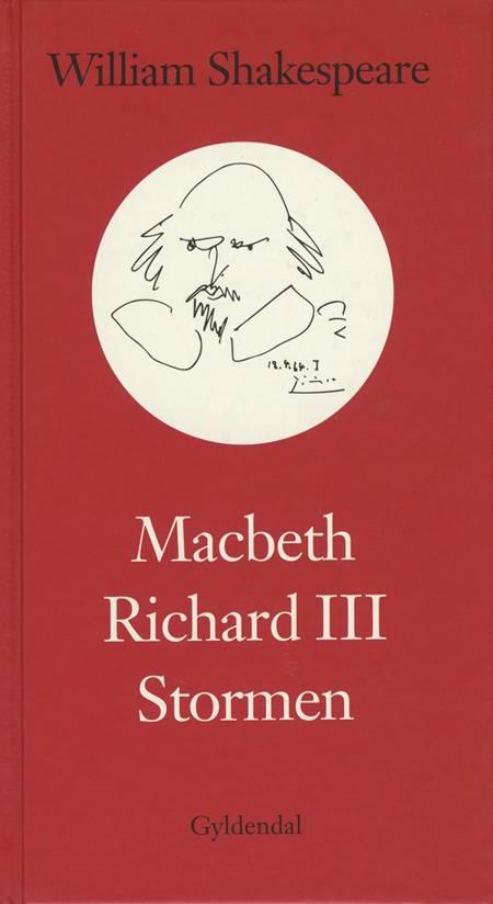 Macbeth, Richard III, Stormen af William Shakespeare