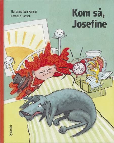 Kom så, Josefine af Marianne Iben Hansen og Pernelle Laulund