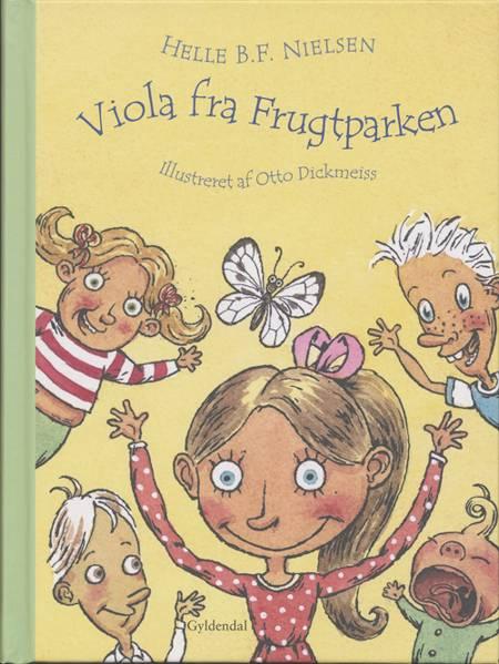 Viola fra Frugtparken af Helle B. F. Nielsen