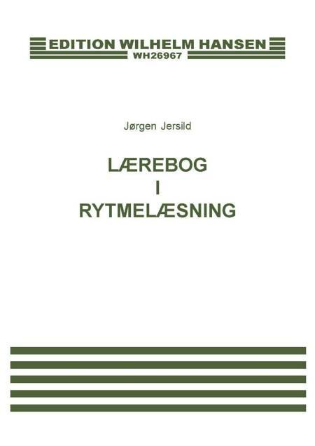 Lærebog i rytmelæsning af Jørgen Jersild