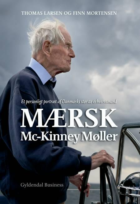 Mærsk Mc-Kinney Møller af Thomas Larsen og Finn Mortensen
