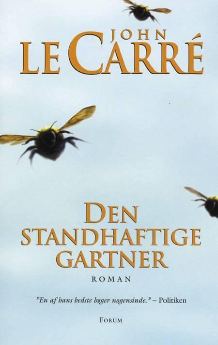 Den standhaftige gartner af John le Carré
