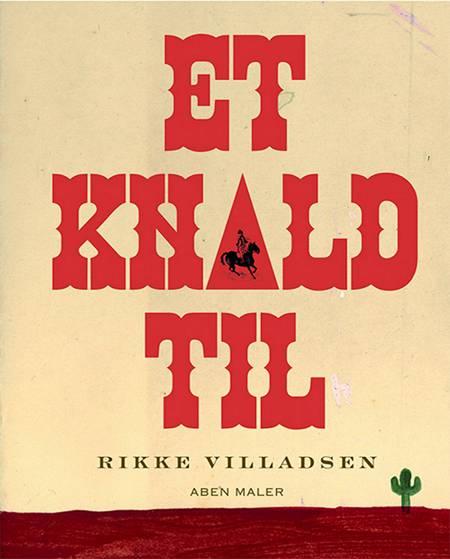 Et knald til af Rikke Villadsen