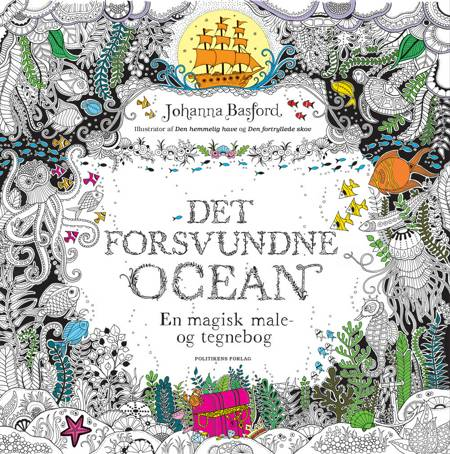 Det forsvundne ocean af Johanna Basford