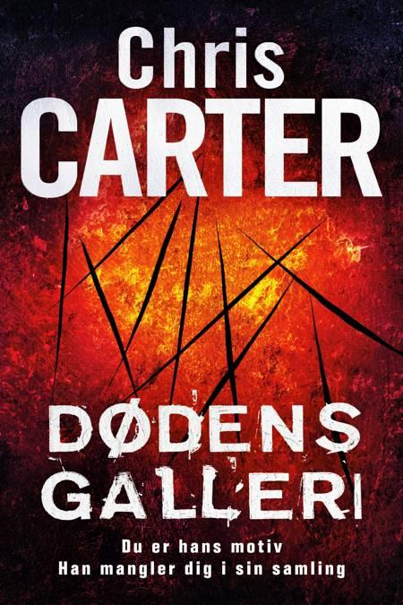 Dødens galleri af Chris Carter