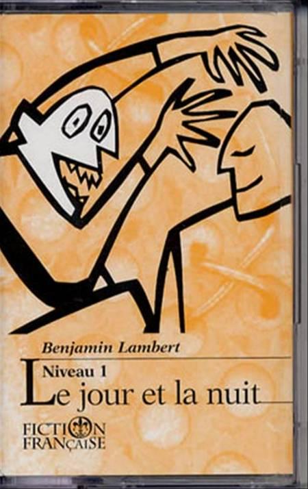 Fiction francaise. kass. kal af Benjamin Lambert