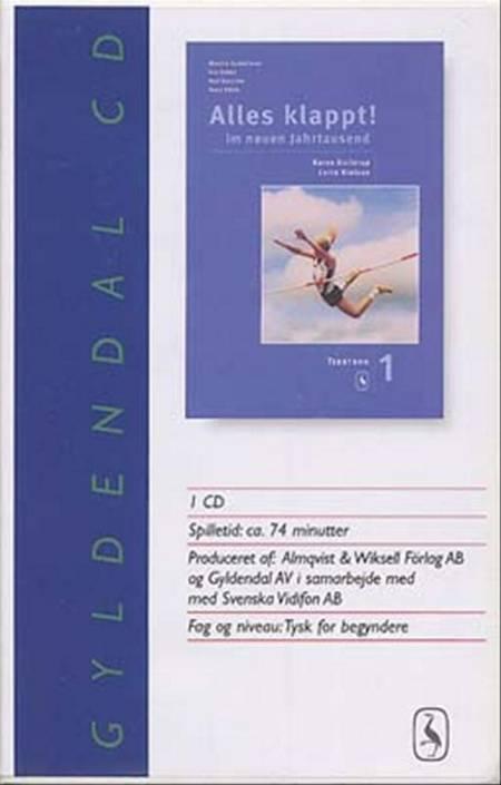 Alles klappt! 1. Tekstbog cd af Karen Dollerup og Lotte Nielsen