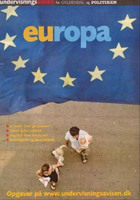 Europa af Maja Plesner