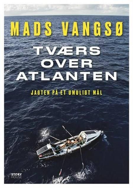 Tværs over Atlanten af Mads Vangsø