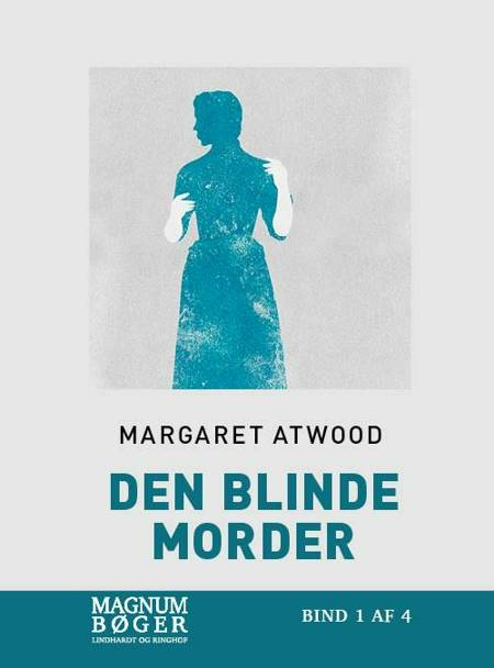 Den blinde morder (Storskrift) af Margaret Atwood