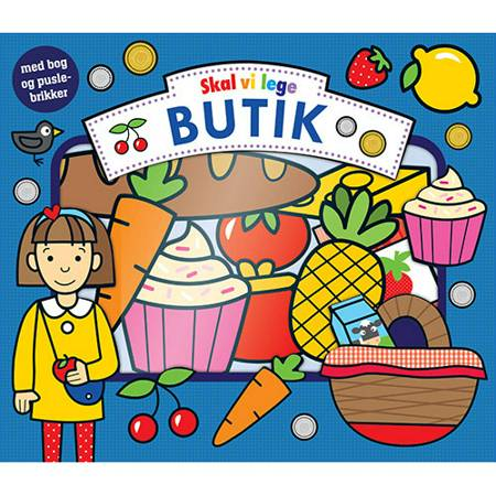 Skal vi lege Butik