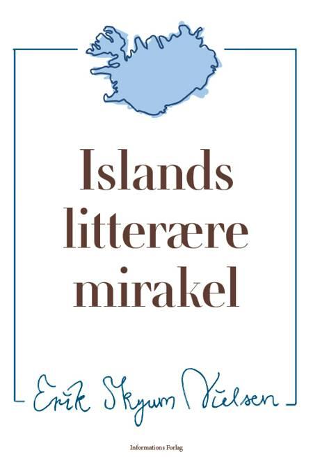 Islands litterære mirakel af Erik Skyum-Nielsen