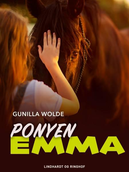 Ponyen Emma af Gunilla Wolde