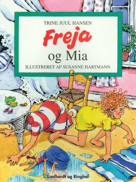 Freja og Mia af Trine Juul Hansen